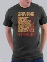 Saiyans Attack! T-Shirt
