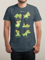 T-REX TRIES YOGA T-Shirt