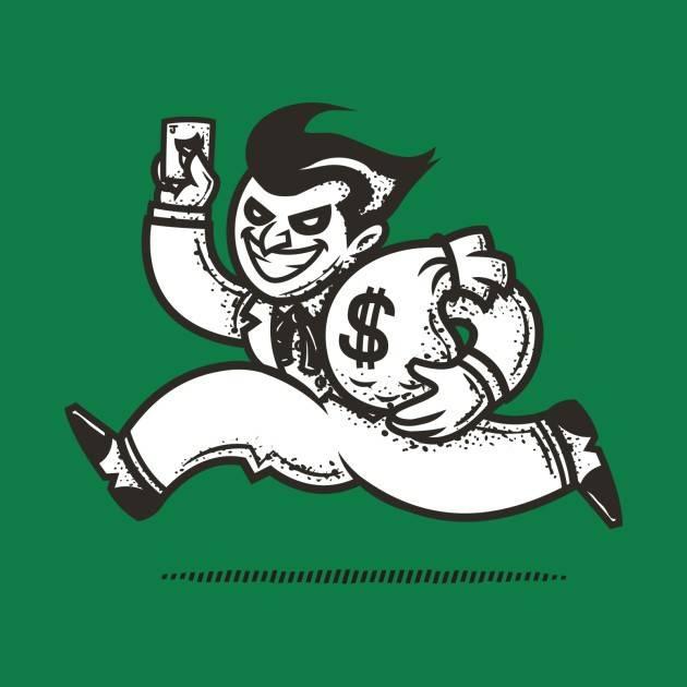 TAKE WAYNE'S MONEY