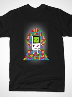 THRONE OF TETRIS T-Shirt