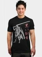 The Black Swordsman T-Shirt