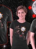 Three Oozaru Moon T-Shirt