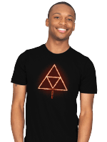 Triforce Sabre! T-Shirt