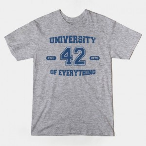 UNIVERSITY OF EVERYTHING T-Shirt