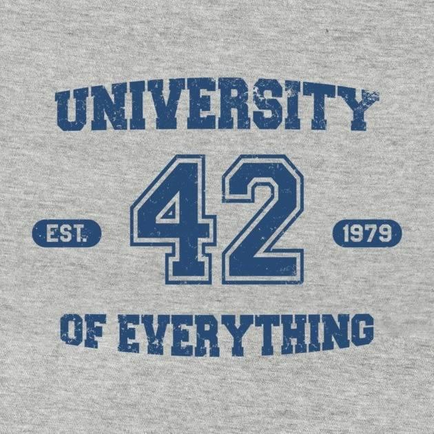 UNIVERSITY OF EVERYTHING T-Shirt