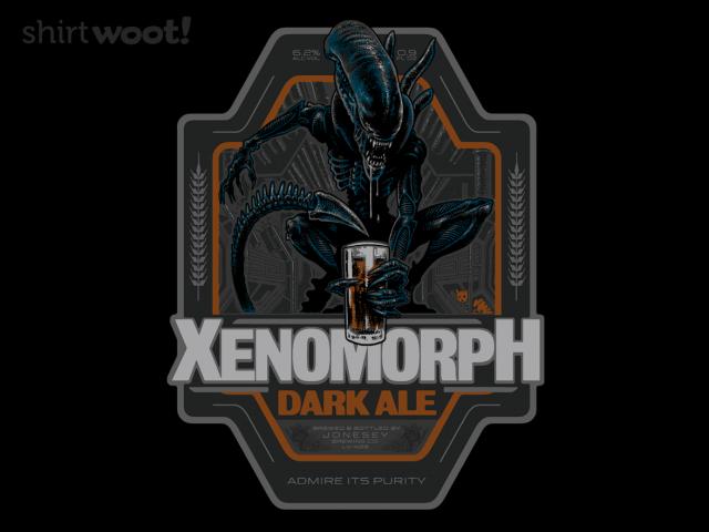 Xenomorph Dark Ale