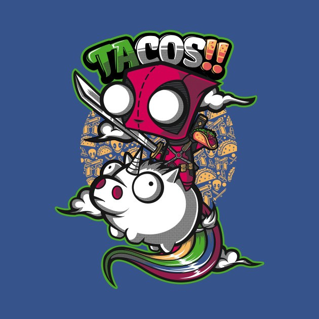 TACOS AND UNICORNS