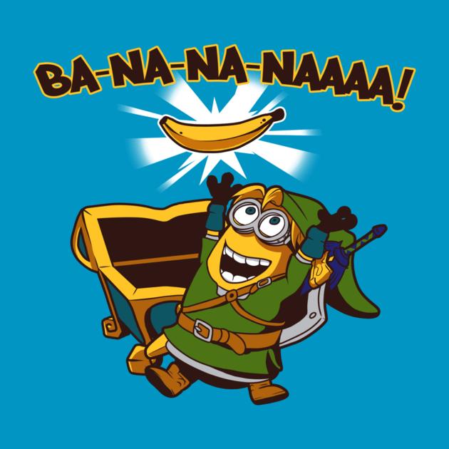 BA-NA-NA-NAAAA!!!