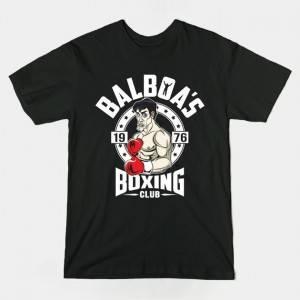 BALBOA'S BOXING CLUB 1976