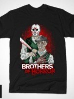 BROTHERS OF HORROR T-Shirt