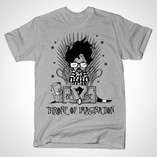 BURTON'S IRON THRONE