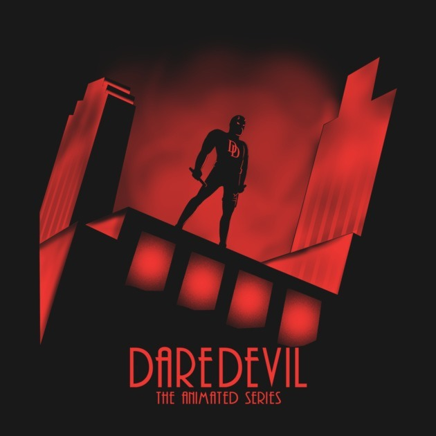 DAREDEVIL THE ANIMATED SERIES
