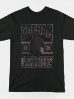 DARKKNIGHTS MONOTONE T-Shirt