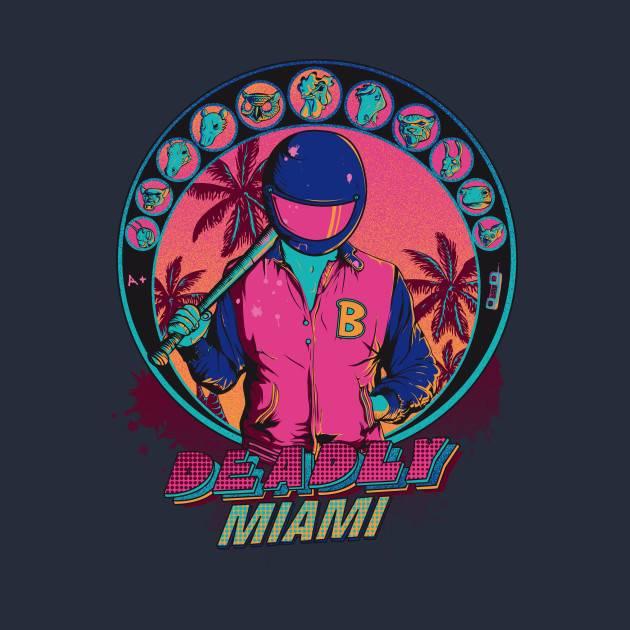 Deadly Miami