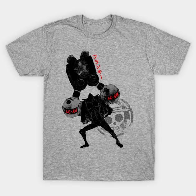 One Piece Franky BF-37 T-Shirt