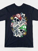 GAME OVER TATTOO T-Shirt