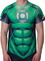 Green Lantern Costume T-Shirt