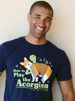 How To Play The Acorgian T-Shirt