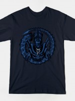 INTO DARKNESS, ALIEN TRIBUTE T-Shirt