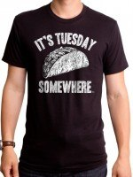 It's Tuesday Somewhere T-Shirt