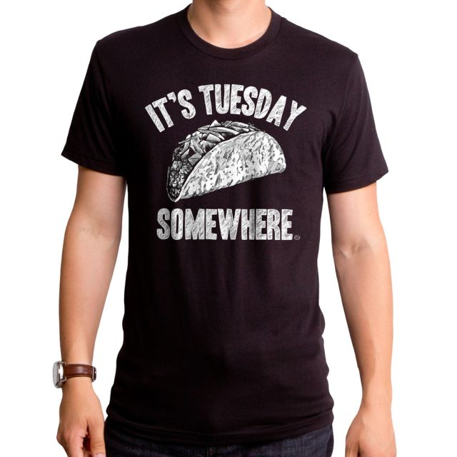 It's Tuesday Somewhere
