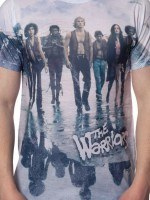 Sublimation The Warriors T-Shirt