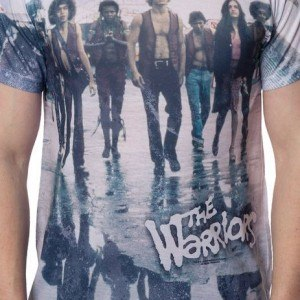 Sublimation The Warriors