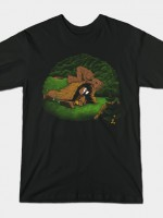 The Tree and the Raccoon T-Shirt