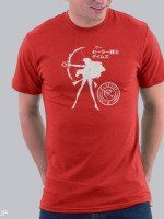 The Senshi Games Mars T-Shirt