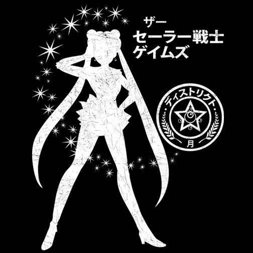 The Senshi Games Moon