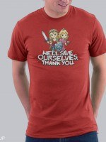 Tough Princesses T-Shirt