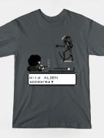 WILD ALIEN APPEARED! T-Shirt