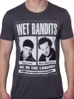 Wet Bandits Home Alone T-Shirt