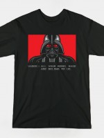 All your rebel base are belong to us. T-Shirt
