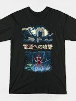 Attack on Goldar T-Shirt