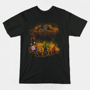 ATTACK ON ULTRON T-Shirt