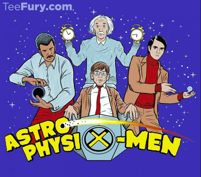 AstrophisiX Men
