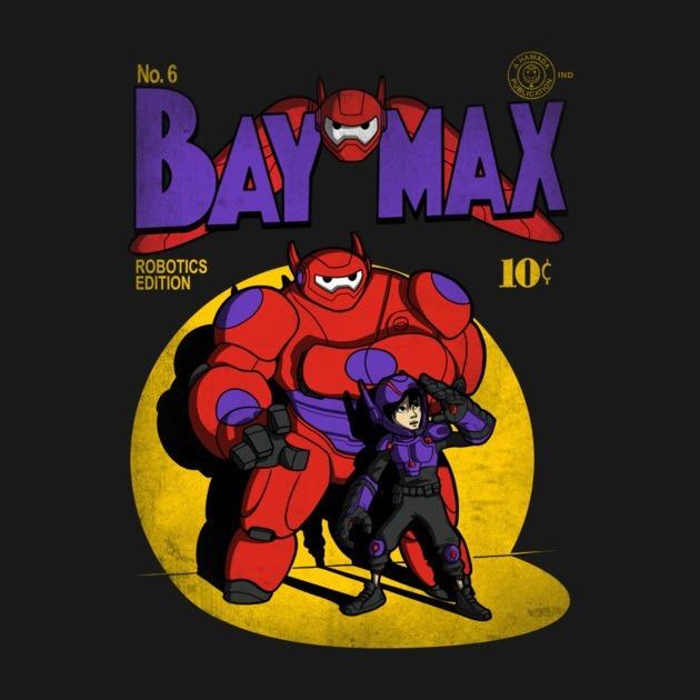 BAYMAX NO. 6