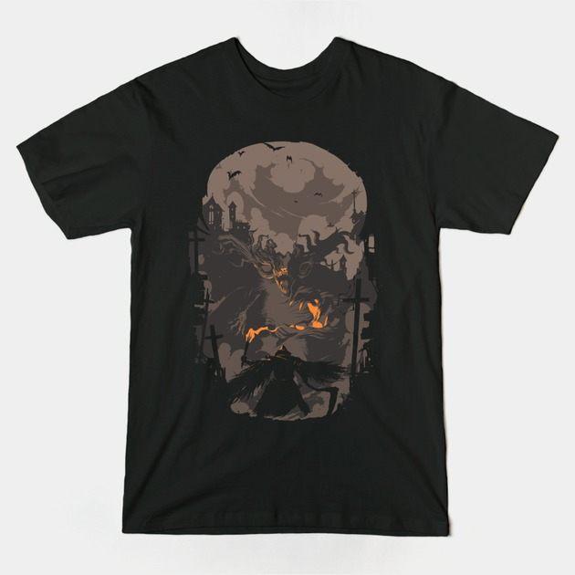 BLOOD ENCOUNTER T-Shirt