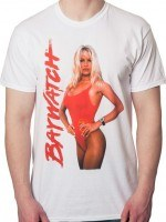 CJ Parker Baywatch T-Shirt
