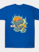 Charging T-Shirt