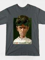 DR. HORRIBLE - STOP HAMMER TIME T-Shirt