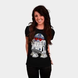 Dapper R2-D2