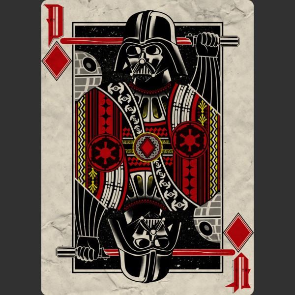 Deck Vader