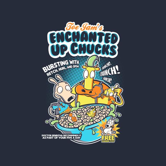 Enchanted Up Chucks