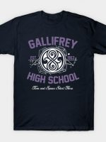 Gallifrey High School T-Shirt
