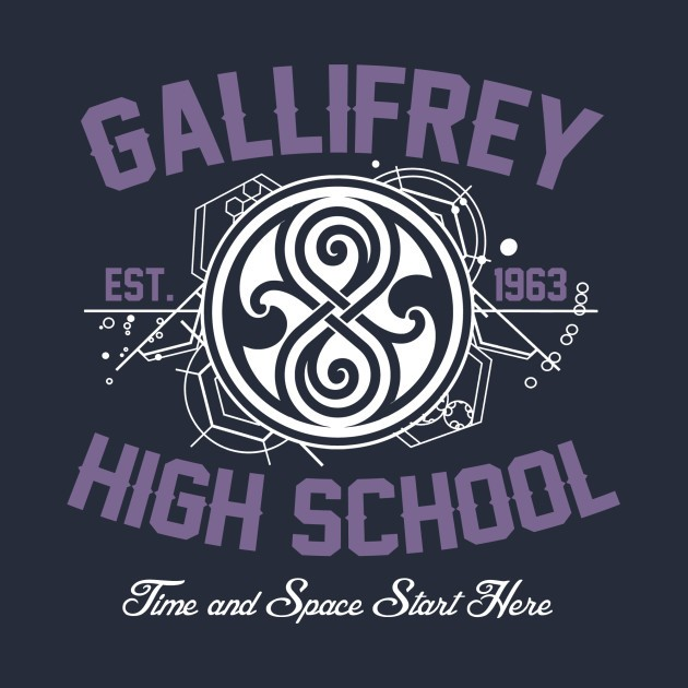 Gallifrey High School
