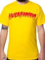 Hulk Hogan Hulkamania T-Shirt