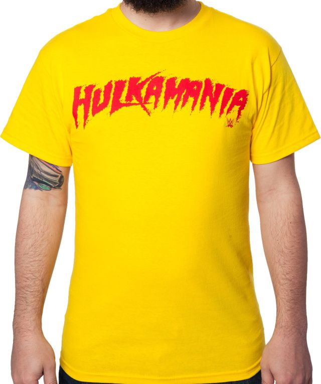 Hulk Hogan Hulkamania