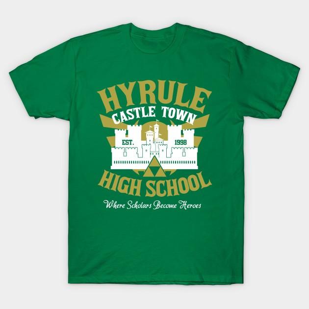 Hyrule High School
